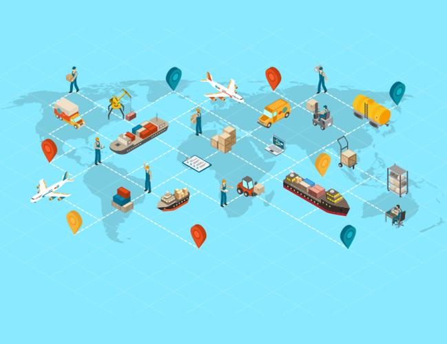 Global Lojistik Süreçleri